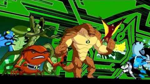 Ben 10- Ultimate Alien - Opening Theme (English - HD)