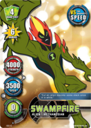 Swampfire PotO Card Number 38