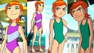 Gwen Tennyson Swimsuits