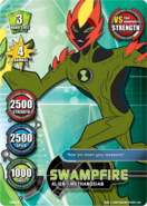 Swampfire PotO Card Number 33