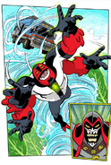 Comic Book Ben 10 Reboot2