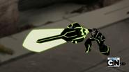 Tecno-espada láser Rex