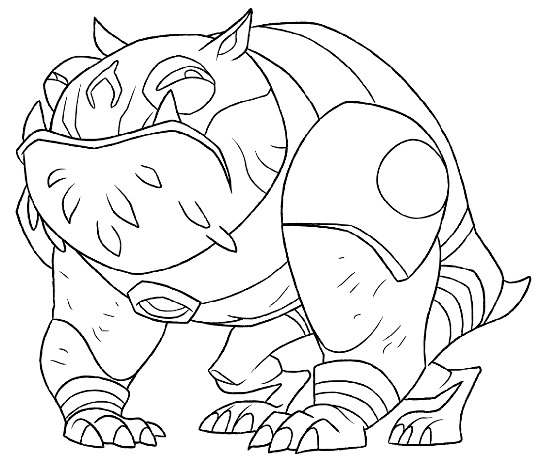 ultimate coloring pages - photo#46