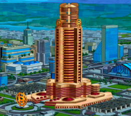 Billions tower