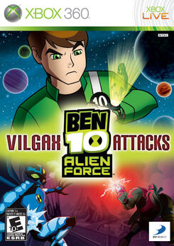 Ben10VA Xbox Cover 300
