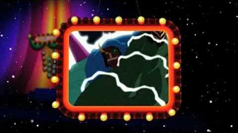 """Ben 10 Ultimate Alien-Alien Of Month""""ULTIMATE KEVIN"""" December 2011"""