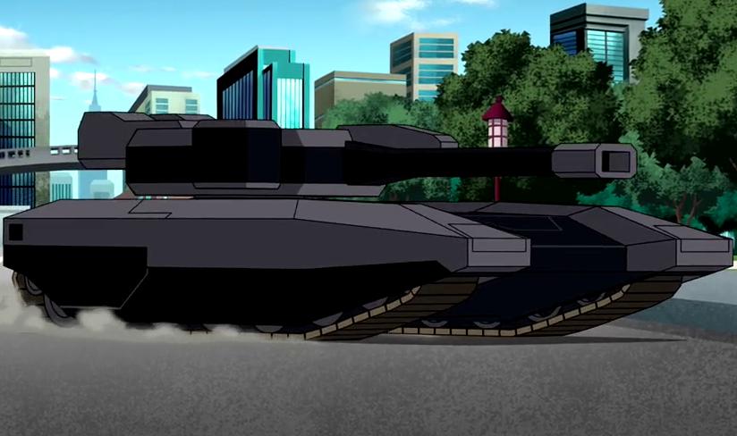 Rabbit Tank