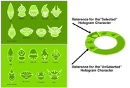 Omnitrix Icons Reference
