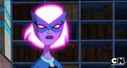 Gwen anodita OV mirando a la tetramand