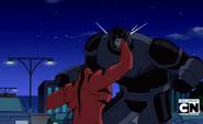 Rath VS Robot Techadon Gris