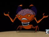 Actor cerebrocrustáceo
