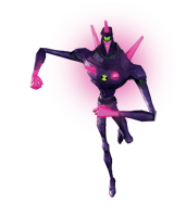 Cromático em Ben 10 Força Alienígena- Vilgax Attacks