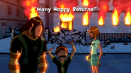 Muchos regresos felices 73