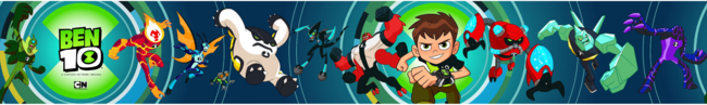 Ben 10 Reboot panoramic picture