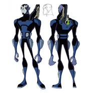 Rook Blonko Model Sheet