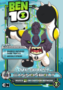 Meet the Aliens Omni-Enhanced Cannonbolt