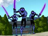 Eon's Servants