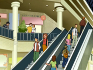 Gente del centro comercial de ben 10 el secreto del omnitrix 1