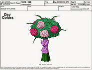 Bouquet of flowers OV 1