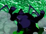 Mono Araña Supremo liberado