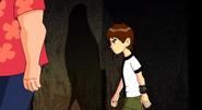 Zs'skayr in ben's shadow