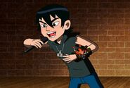 Kevin in What Rhymes with Omnitrix