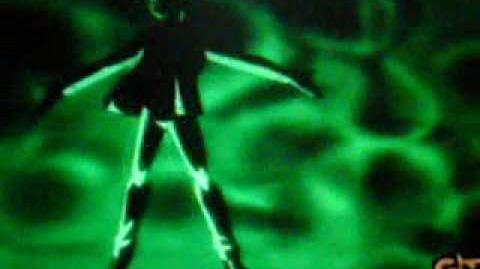 Upchuck transformation (Ben 10 alien force)
