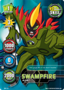 Swampfire IHT Card Number 51