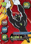 Alien X Card 1
