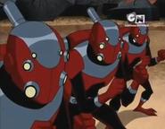 Robôs de vilgax