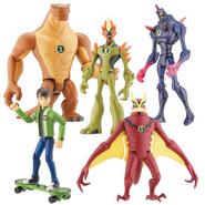 5 figure pack