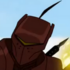 Red ninja os character