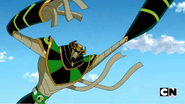 Ben 10 Omniverse - Snare-oh