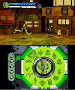 Ben 10 Omniverse Crashhopper DS