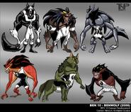 Blitzwolfer OS Prototypes