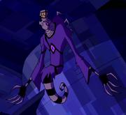 Zs'Skayr skull upsied down omniverse