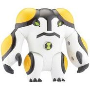 Ben10 Toys - Action Figures - Cannonbolt(Alien Force)