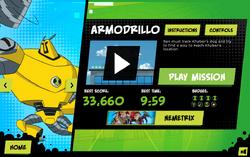 Armodrillo alien unlock