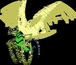 Insectoide OV sin fondo