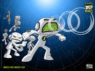 Echo Echo - Ben 10