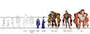 OV Size Chart Appoplexians