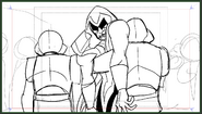 Brief Lucky Storyboard