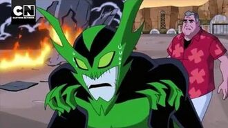 Omniverse- Whoops, Whampire! - Ben 10 - Cartoon Network