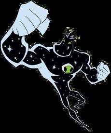 Alien X- Ben 10 Omniverse
