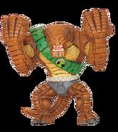 Humangousaur hyper toy