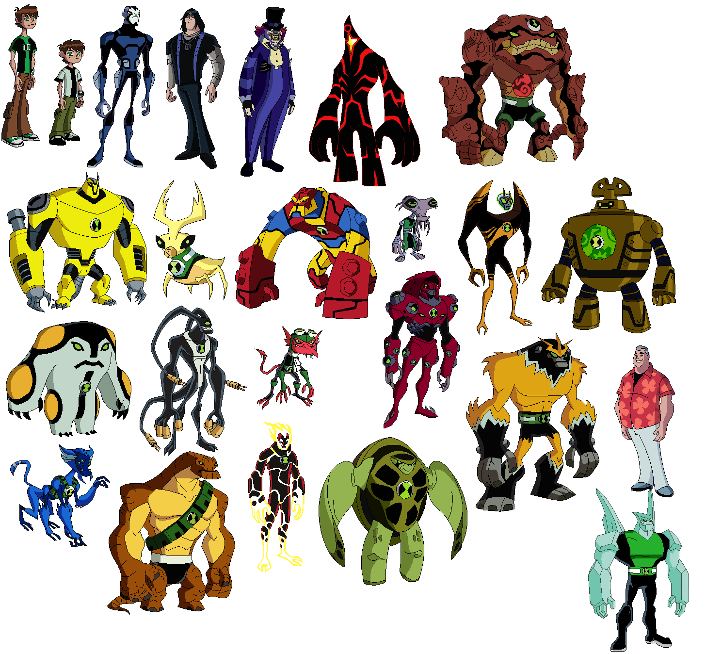 Imagem all ovg universo ben 10 fandom powered by wikia all ovg voltagebd Choice Image