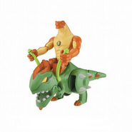 Ben 10 action figures humungousaur alien creature