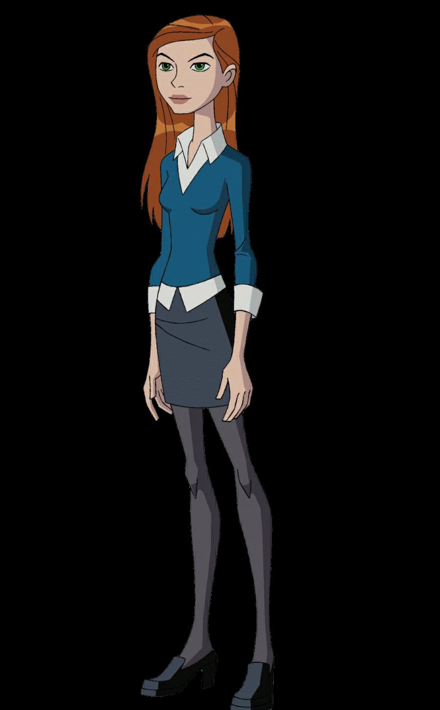 Gwen Tennyson Alien Force