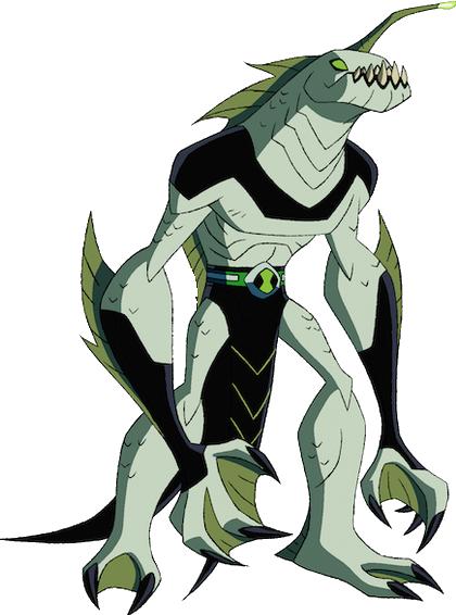 ben 10 2016 wiki aliens