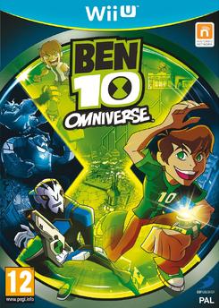 Ben 10 Omniverse Video Game